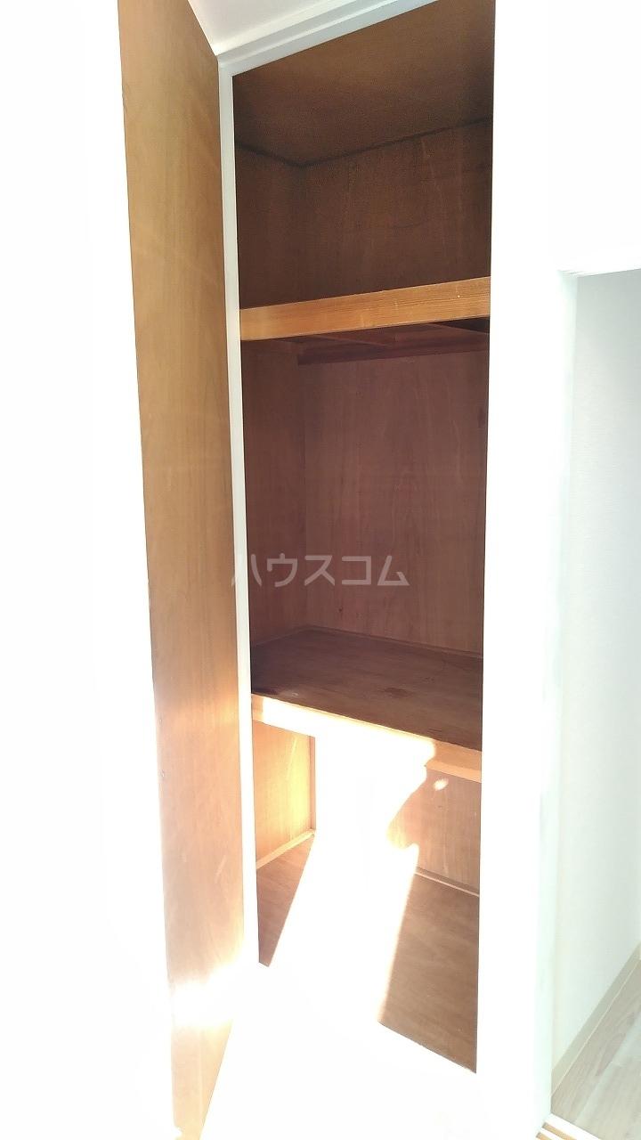 パルフェ・ド・ステージ 205号室の収納