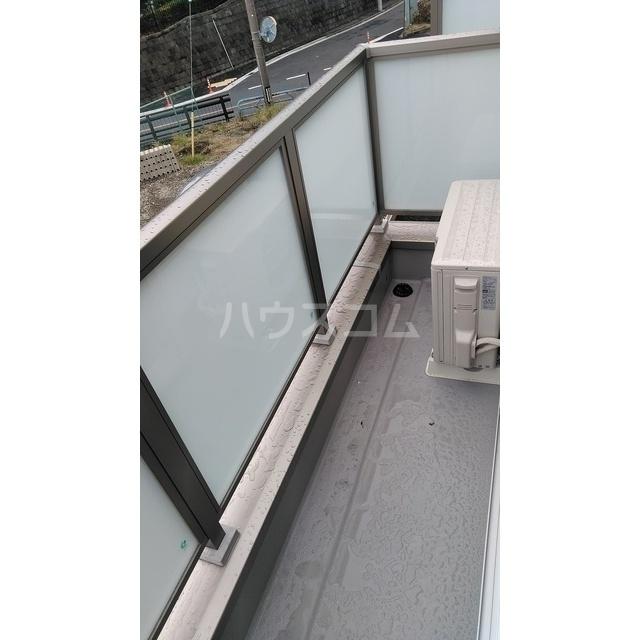 エスパース横浜西谷Ⅰ 103号室のバルコニー