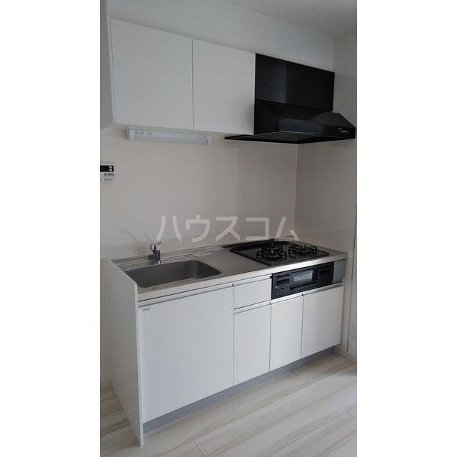 エスパース横浜西谷Ⅰ 103号室のキッチン