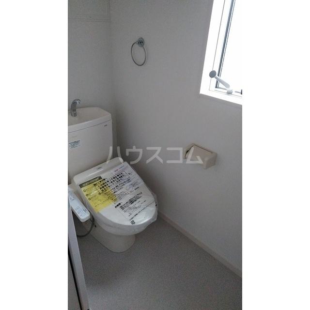 エスパース横浜西谷Ⅰ 103号室のトイレ