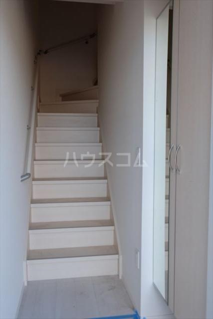 IXIA(イクシア) 207号室の玄関