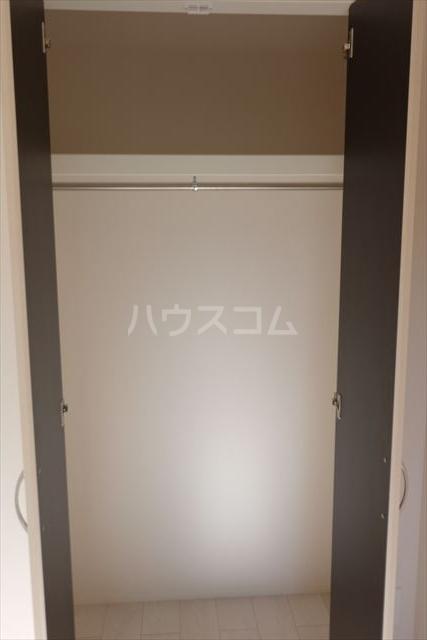 IXIA(イクシア) 207号室の収納