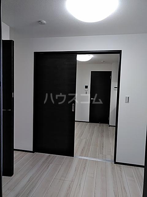グランディール 203号室のベッドルーム
