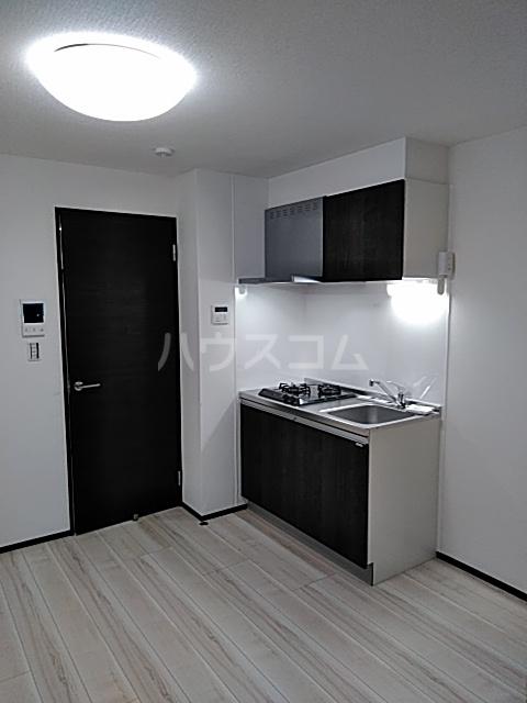 グランディール 203号室のキッチン