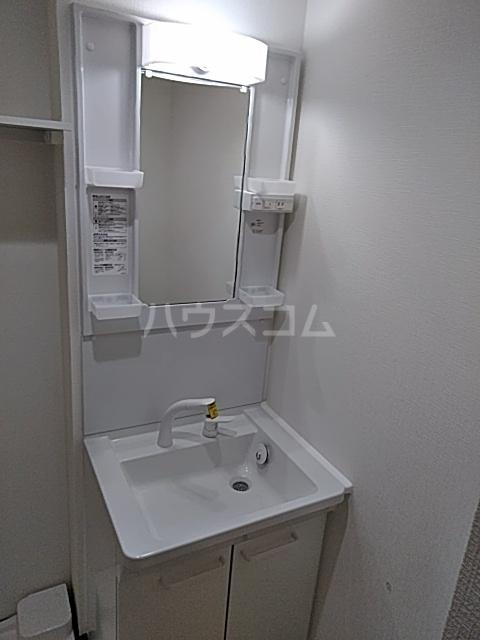 グランディール 304号室の洗面所