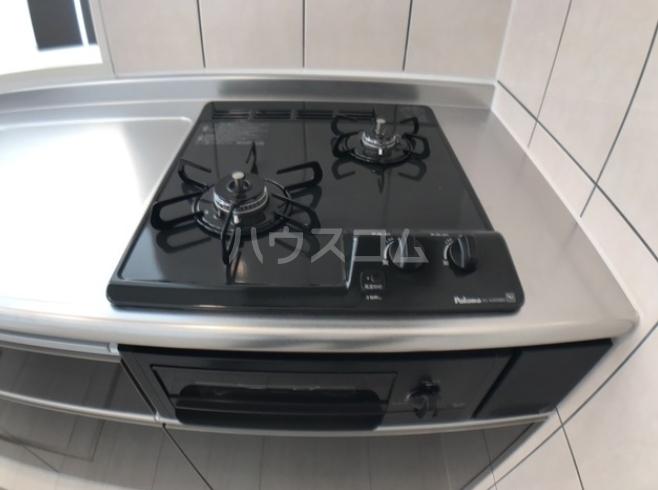 ディモア・ピアッツァ 103号室のキッチン