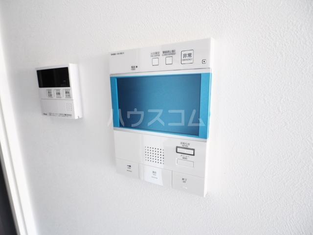 GRANDUKE大曽根fresa 201号室の玄関