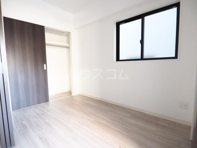 GRANDUKE大曽根fresa 201号室のトイレ