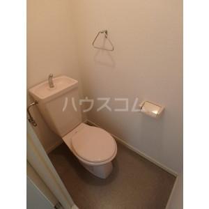 エレガント鬼塚Ⅰ 102号室のトイレ