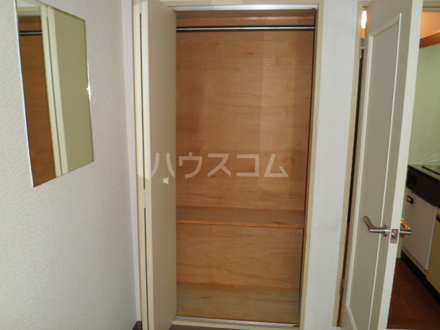 かんまつ728ハイツ 502号室の収納