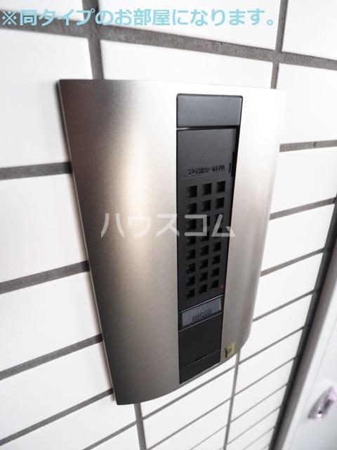 GRANDUKE大曽根fresa 602号室のセキュリティ