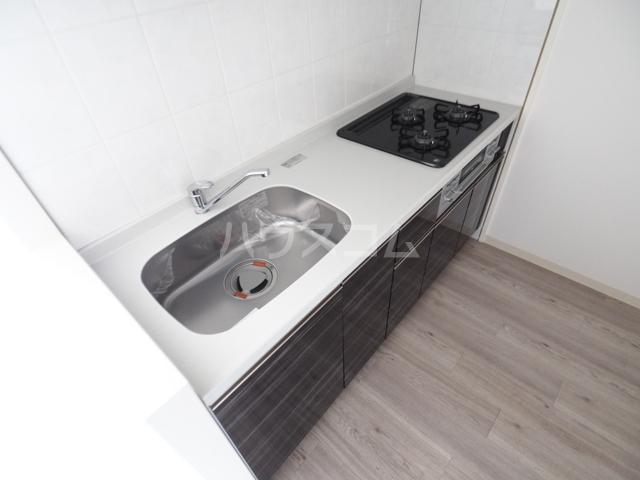 GRANDUKE大曽根fresa 602号室のキッチン