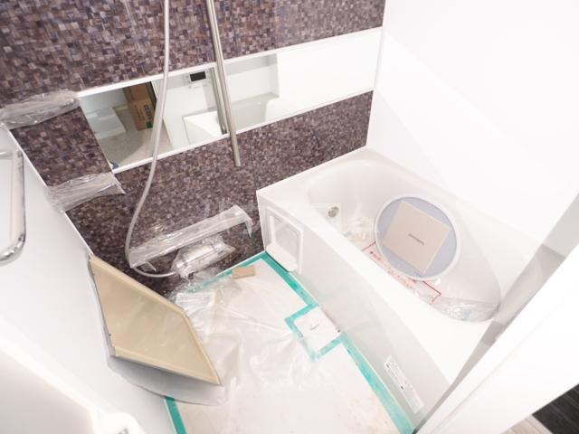 GRANDUKE大曽根fresa 602号室の風呂
