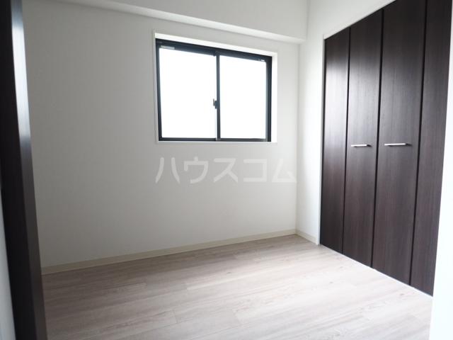 GRANDUKE大曽根fresa 602号室のトイレ