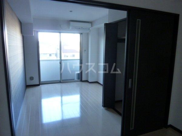 ElanVital 302号室のキッチン