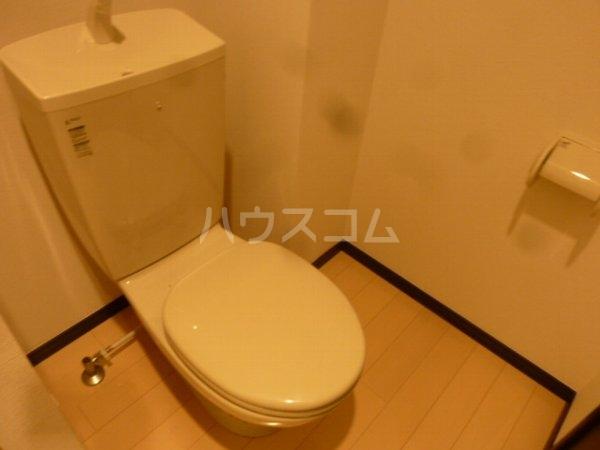 ElanVital 302号室のトイレ