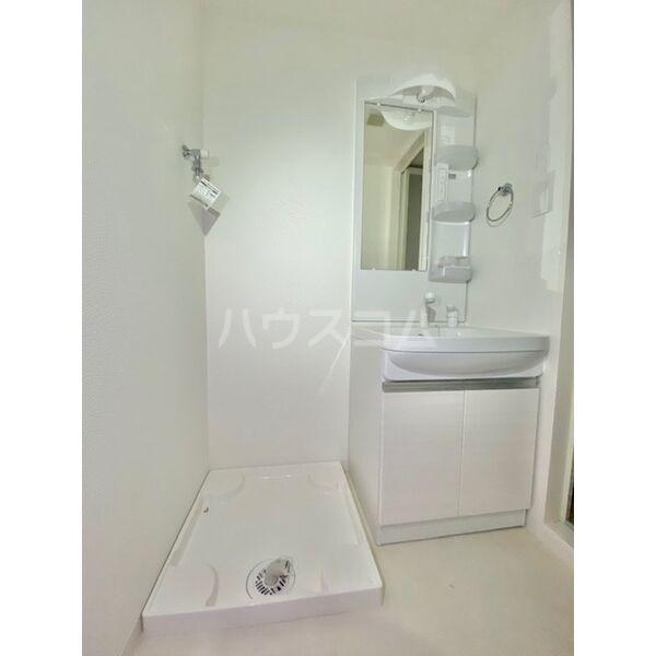 S-RESIDENCE葵II 903号室の洗面所
