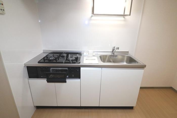 セジュールソフィアⅠ 205号室のキッチン