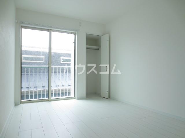 Farelo Tuga(ファレロ都賀) 201号室のベッドルーム