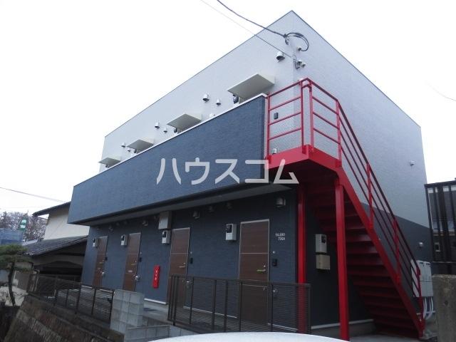 Farelo Tuga(ファレロ都賀) 201号室の外観