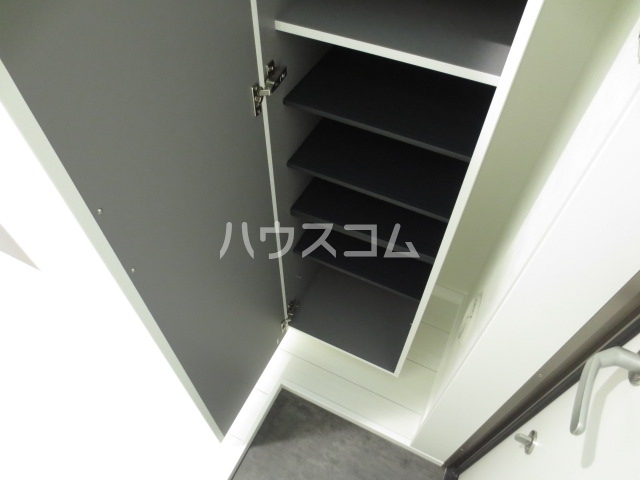 Farelo Tuga(ファレロ都賀) 201号室の収納