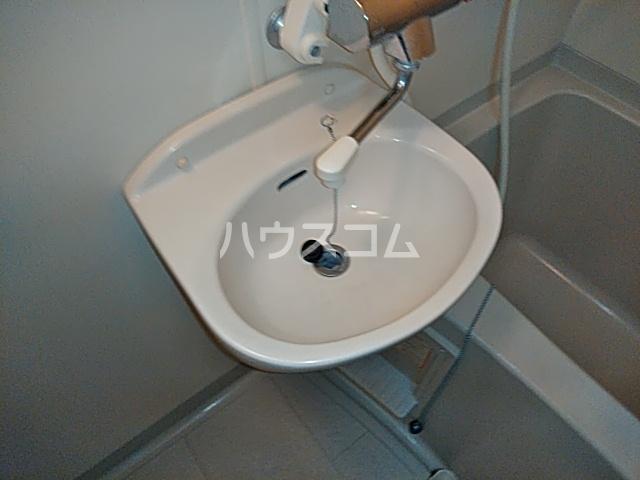 リトルリバー 102号室の洗面所