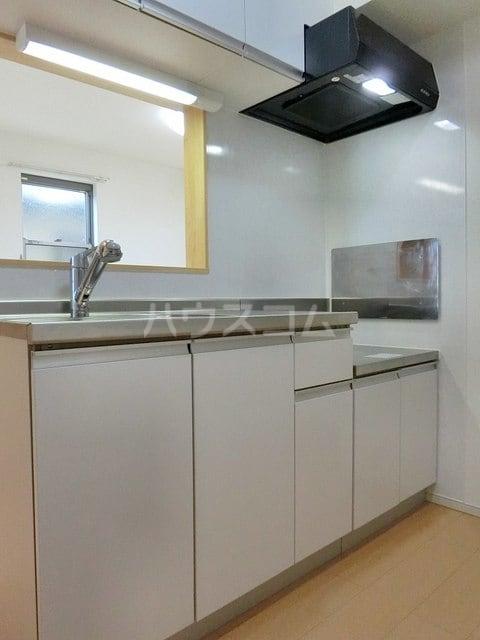 ヤハタフジ 02010号室のキッチン