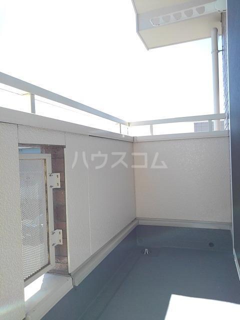 プリムローズK・Ⅱ 02020号室のバルコニー