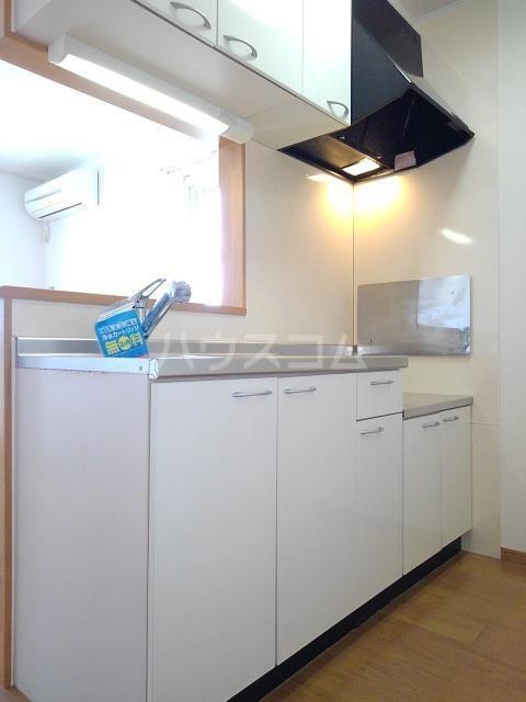 プリムローズK・Ⅱ 02020号室のキッチン