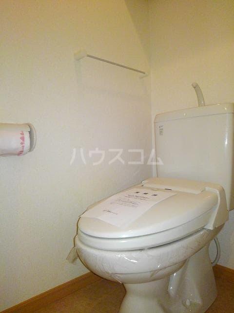 プリムローズK・Ⅱ 02020号室のトイレ