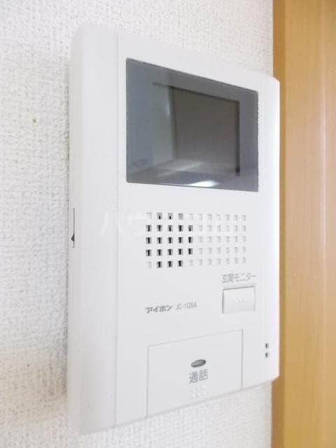 プランドールB 01020号室のセキュリティ