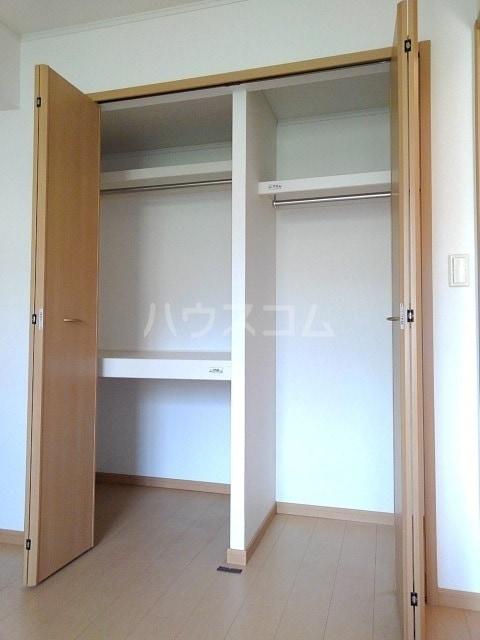 モンターニュ ドゥ 01030号室の収納