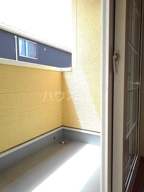 モンターニュ ドゥ 01030号室のバルコニー