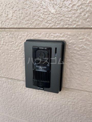 プラザ ドゥ ジュール 105号室のセキュリティ