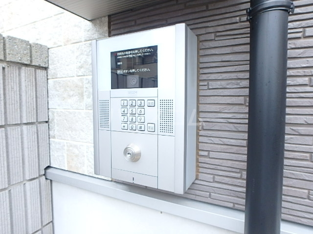 リブリ・アミュレット 201号室のセキュリティ
