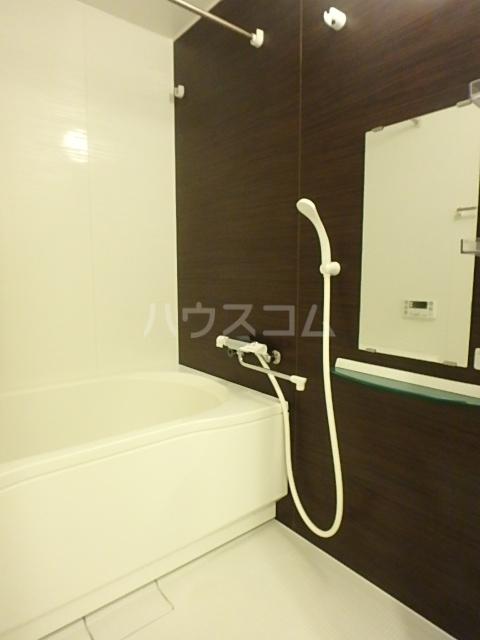 リブリ・アミュレット 201号室の風呂