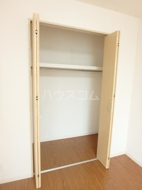 リブリ・アミュレット 201号室の収納
