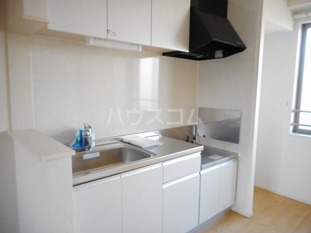 ベル フローラル 03020号室のキッチン