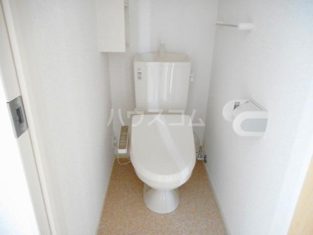 ベル フローラル 03020号室のトイレ