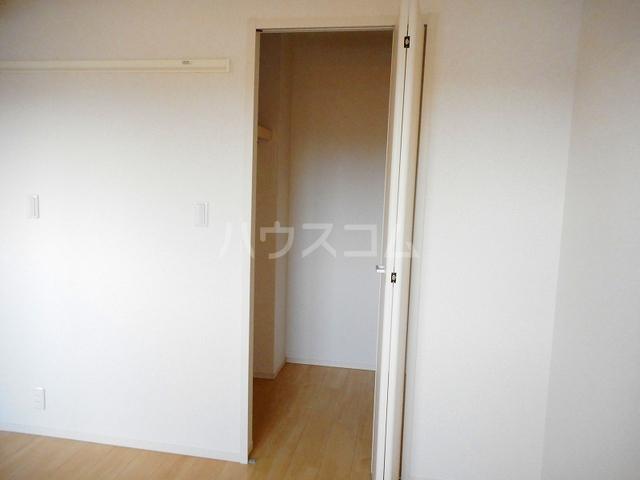 ベル フローラル 03020号室の収納