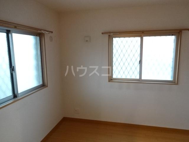 イーリスⅡ 301号室のベッドルーム