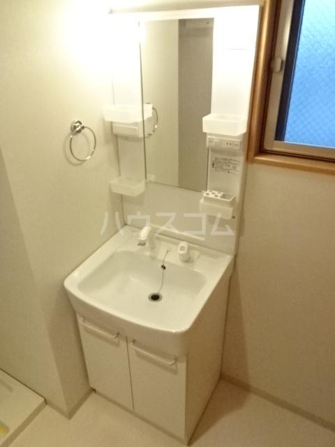 イーリスⅡ 301号室の洗面所