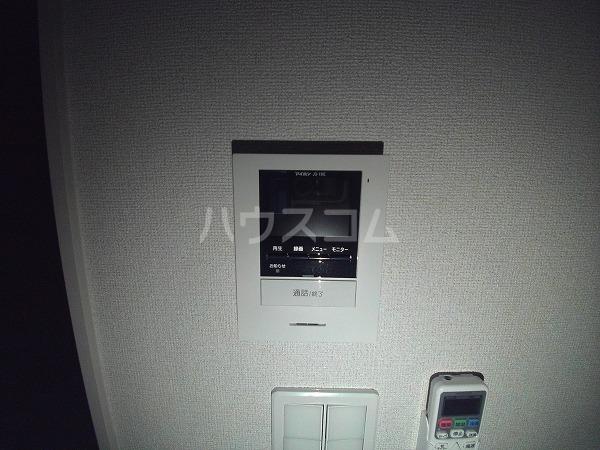 スズランA 01020号室のセキュリティ