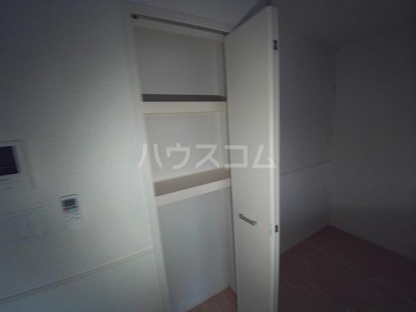 スズランA 01020号室の収納