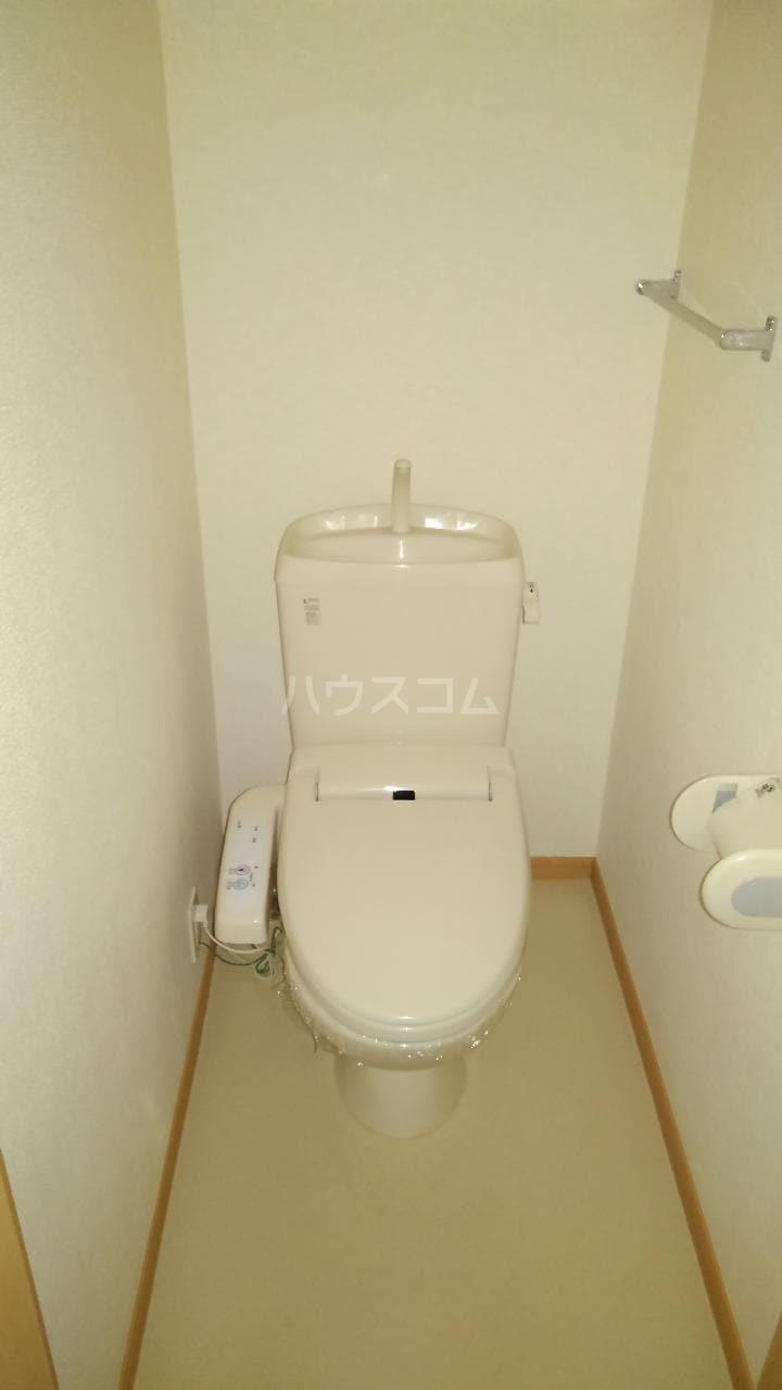 LIBERA 01030号室のトイレ