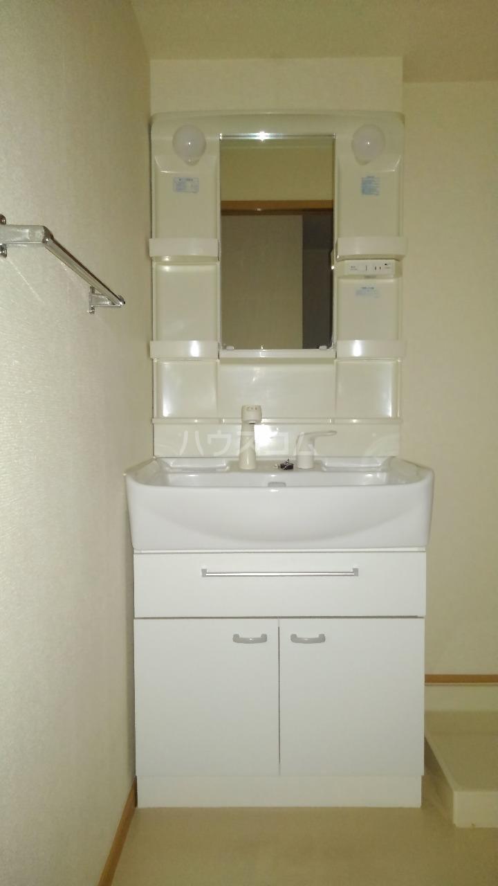 LIBERA 01030号室の洗面所