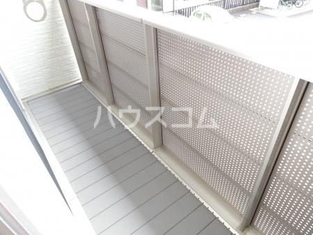 レセンテ・ジョイアA 202号室のバルコニー