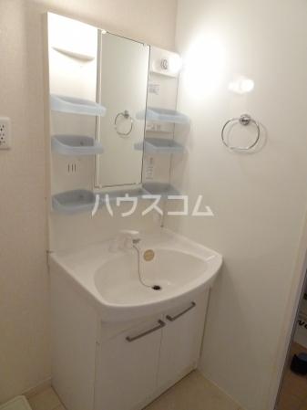 レセンテ・ジョイアA 202号室の洗面所