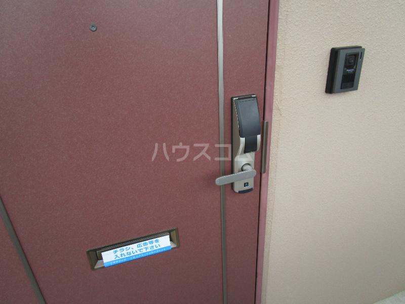 CHELSEA 302号室のエントランス