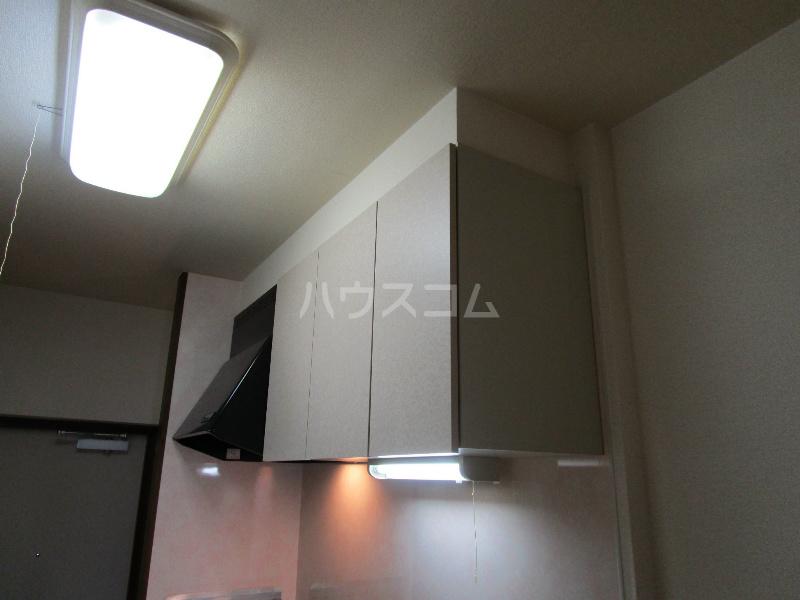 CHELSEA 302号室のキッチン